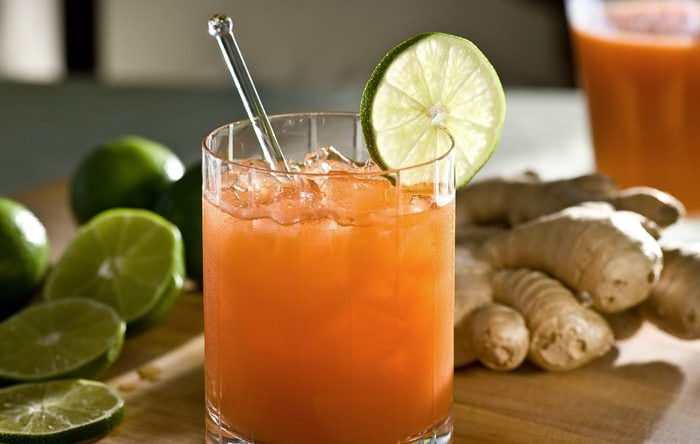 3 delicious cocktails with organic and local drink ingredients
