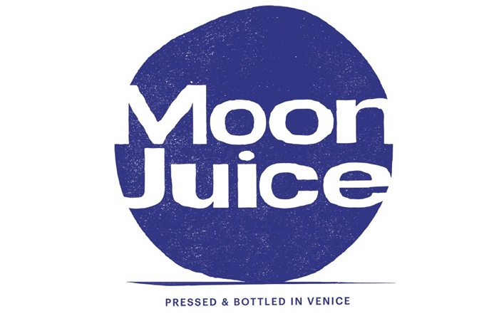 Cold-pressed juices are made from high quality ingredients at Moon Juice in LA.