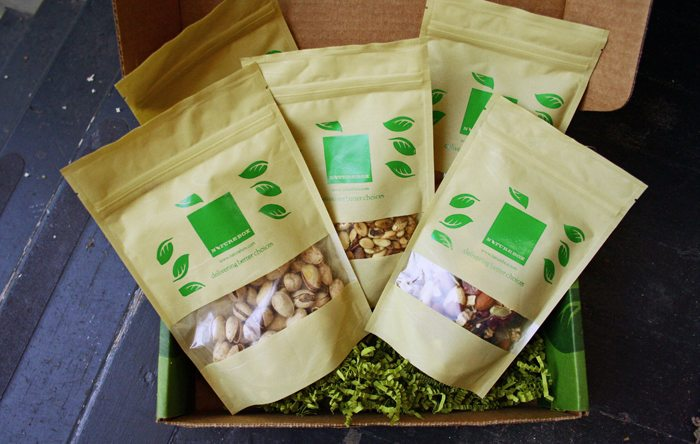 NatureBox delivers healthy snacks to you