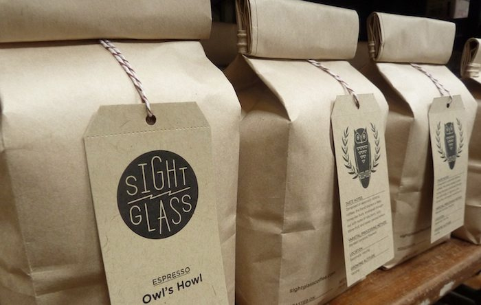 Sightlass Coffee only roasts mold-free beans
