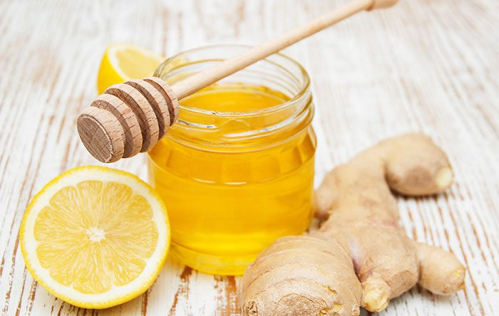 Ingredients in Honeydrop juice