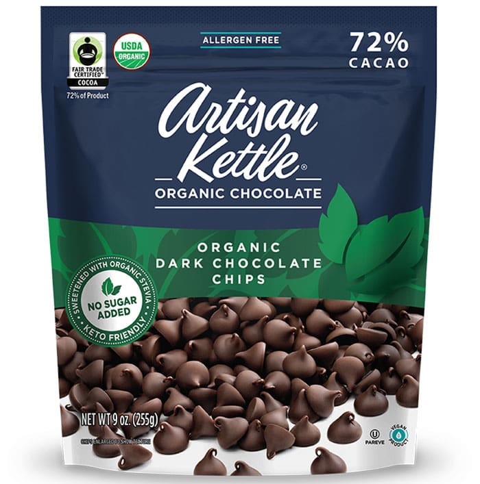 Artisan Kettle chocolate chips