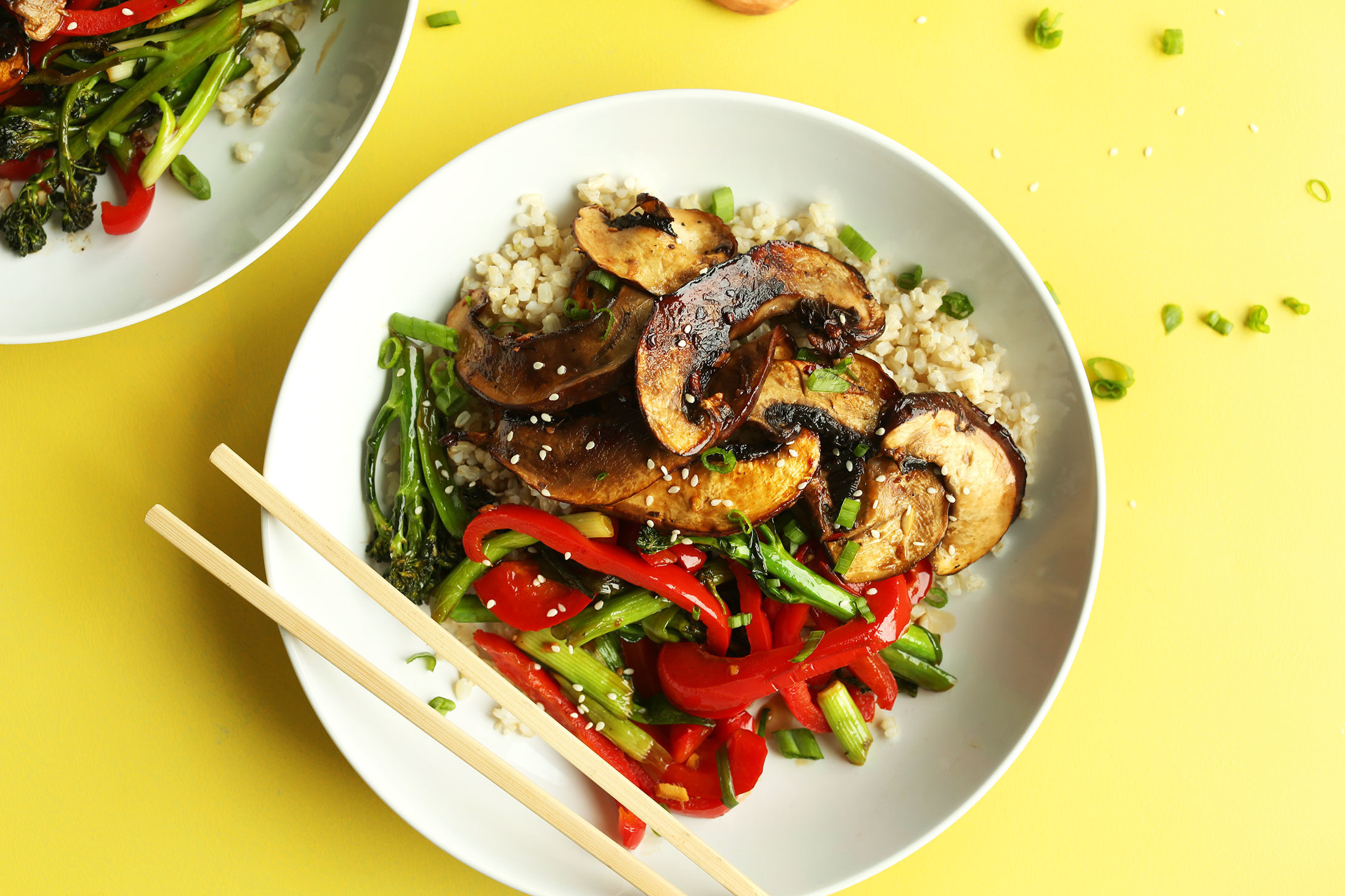 5 Healthy and Hearty Mushroom Recipes to Make for Dinner