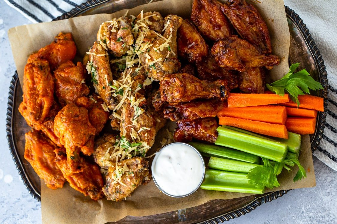 5 Clean Snack Food Recipes You Can Make in the Air Fryer