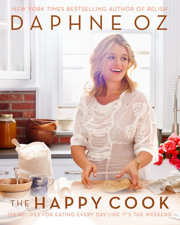 The Happy Cook book cover