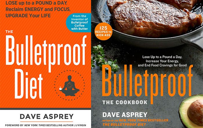 The Bulletproof Diet and Bulletproof The Cookbook images