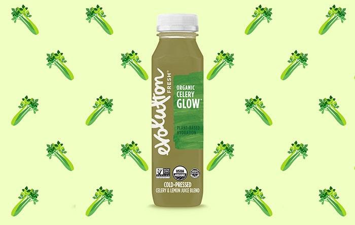 Evolution Fresh celery juice
