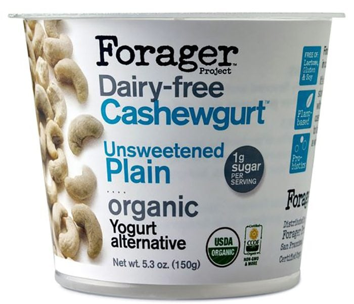 Forager Project yogurt