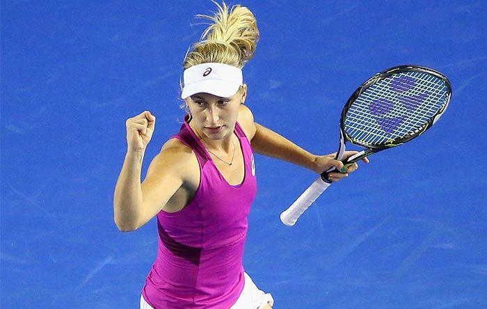 Daria Gavrilova (AUS) - World No.47