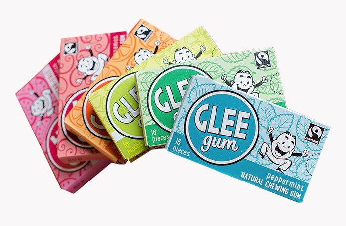 Glee Gum Rainbow Swirl