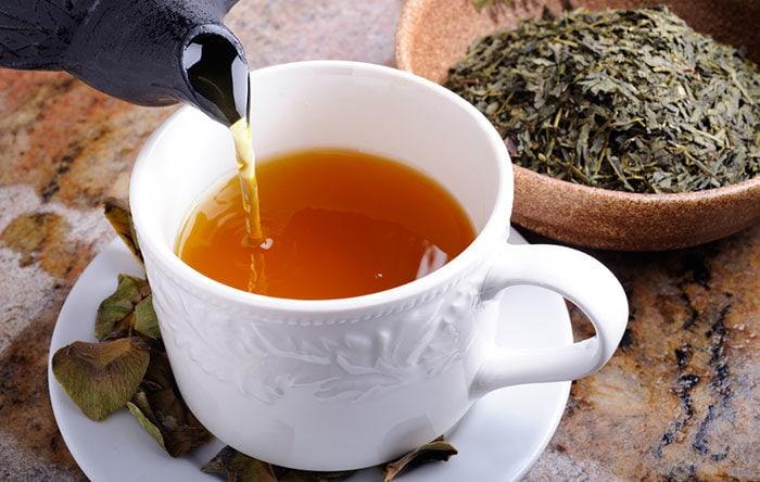 Green tea to improve your memory