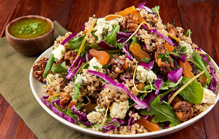 Quinoa salad from Home Chef