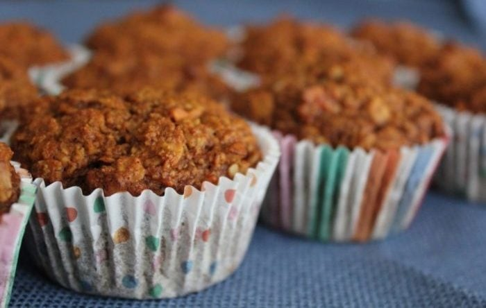 Sweet Potato Breakfast Muffins To Start Your Day Off Right