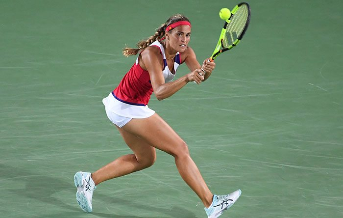 Monica Puig Olympic Gold Medalist