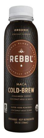Rebbl maca cold brew