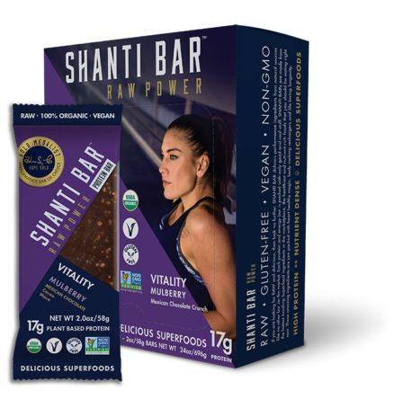 Shanti Bar vitality