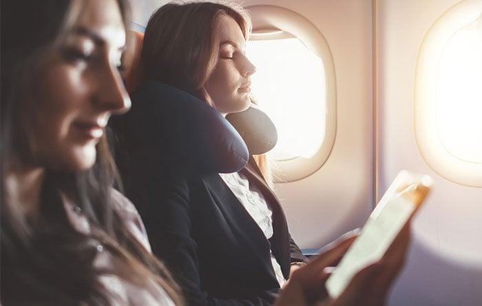 Travel healthier