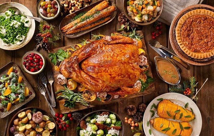 Vegetable sides for Thanksgiving