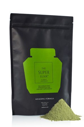 WelleCo's SUPER ELIXIR Super Greens