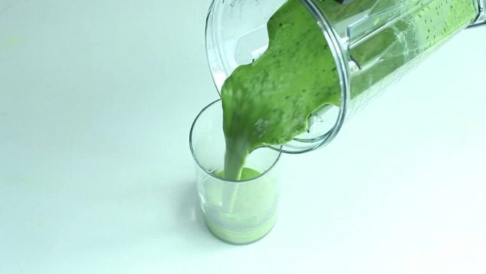 Green dream smoothie video