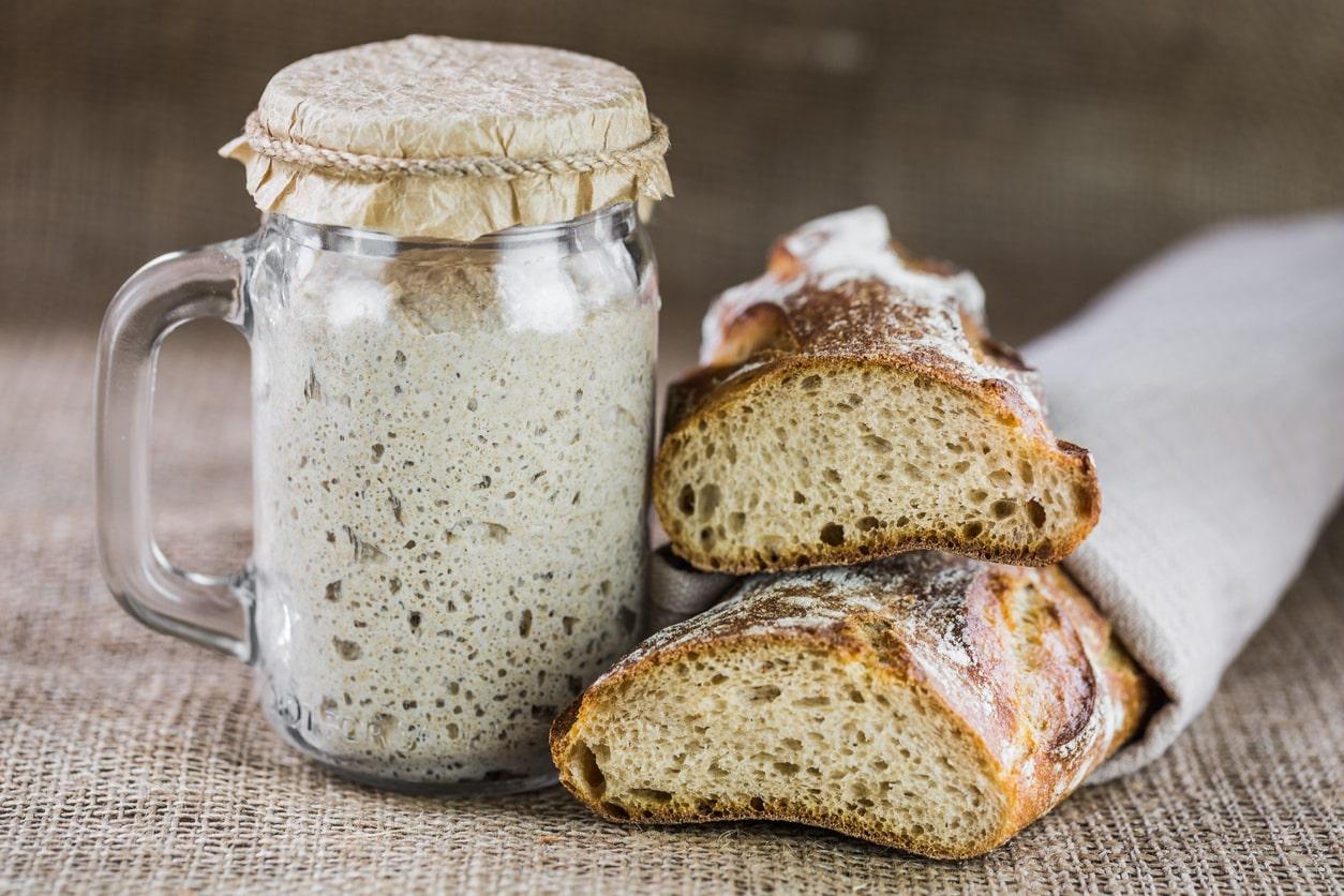 sourdough bread on low carb diet