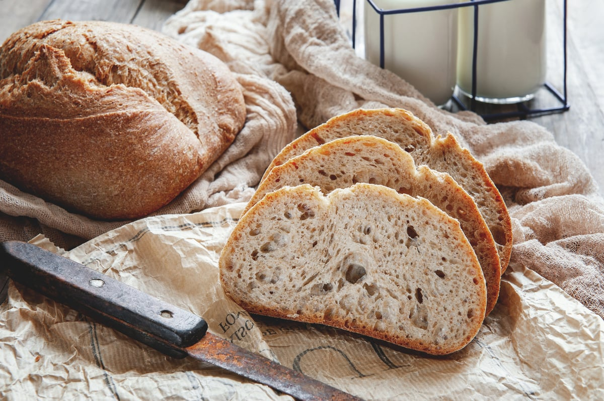 What's So Special About Sourdough Bread?