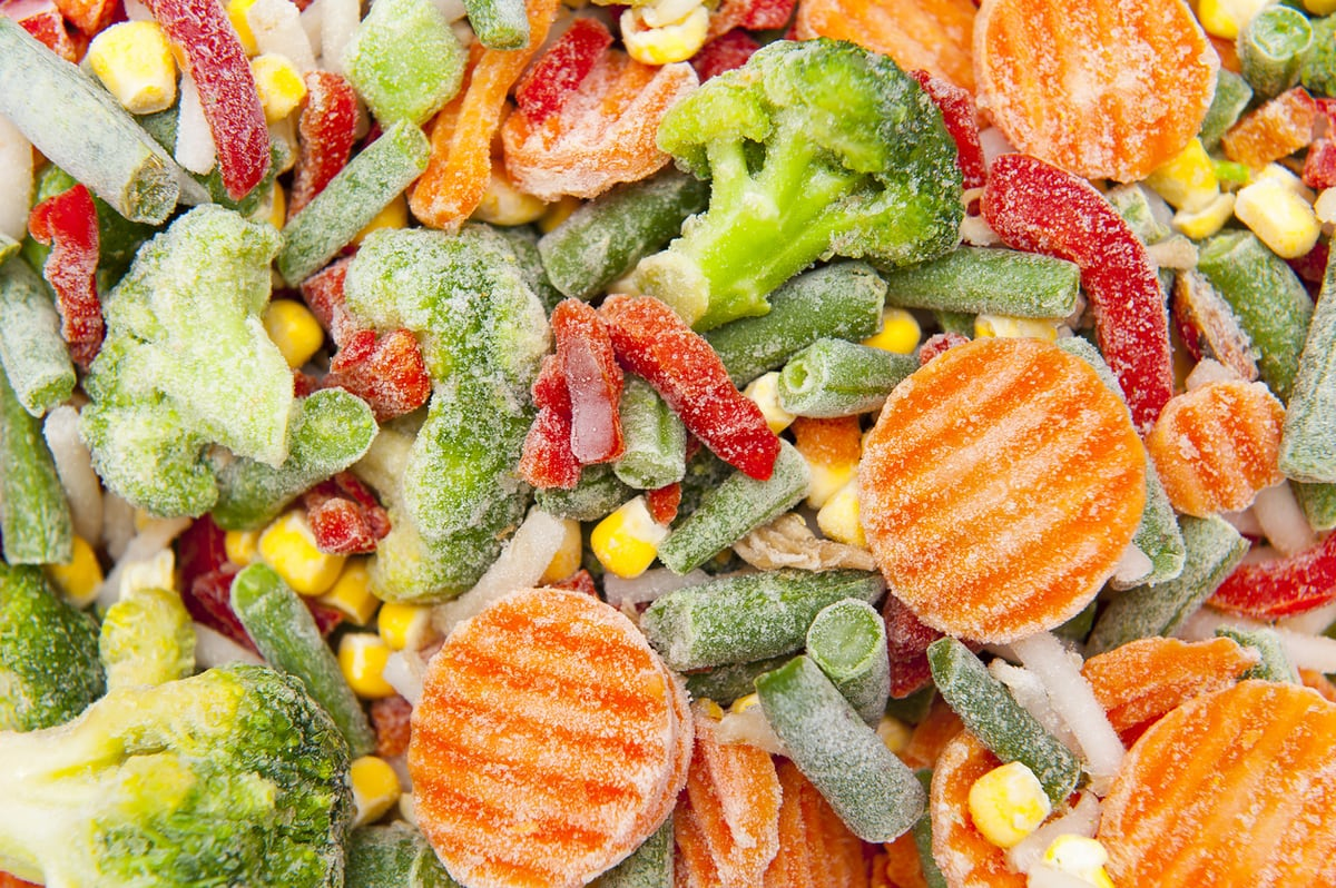 Guess What? You Can Roast Frozen Vegetables