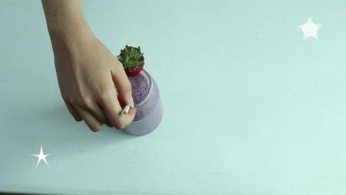 Protein power smoothie video