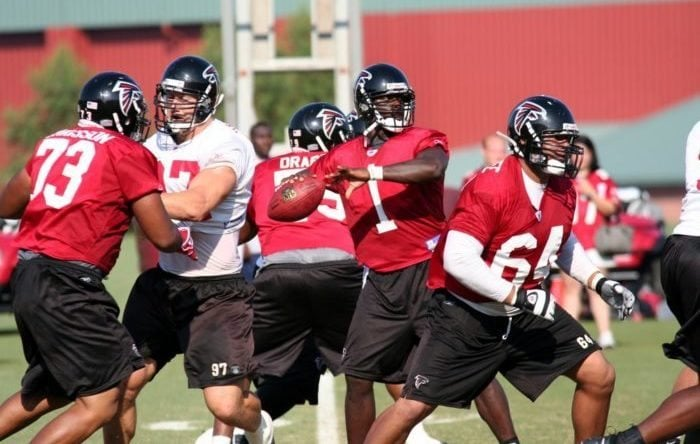 Atlanta Falcons training camp