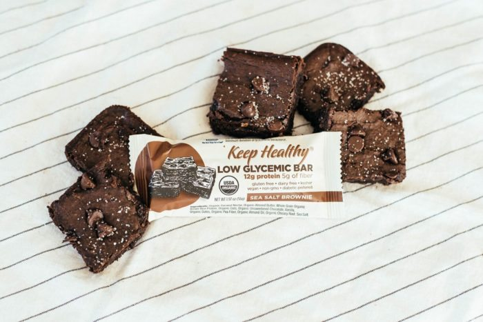Keep Healthy Low Glycemic Bars
